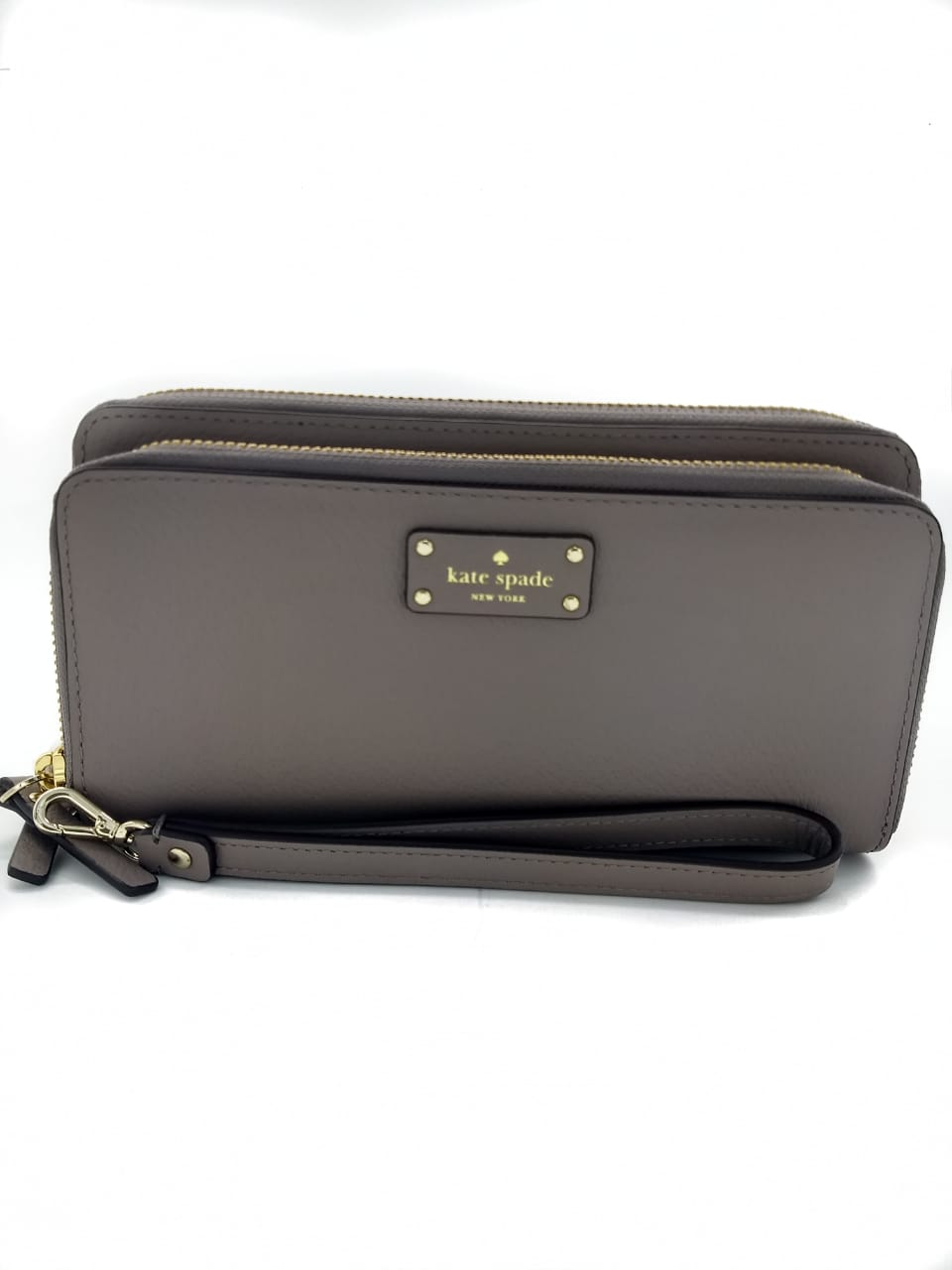 ee7b4942c Carteira Kate Spade - Anita - Cinza - By Viana Shop