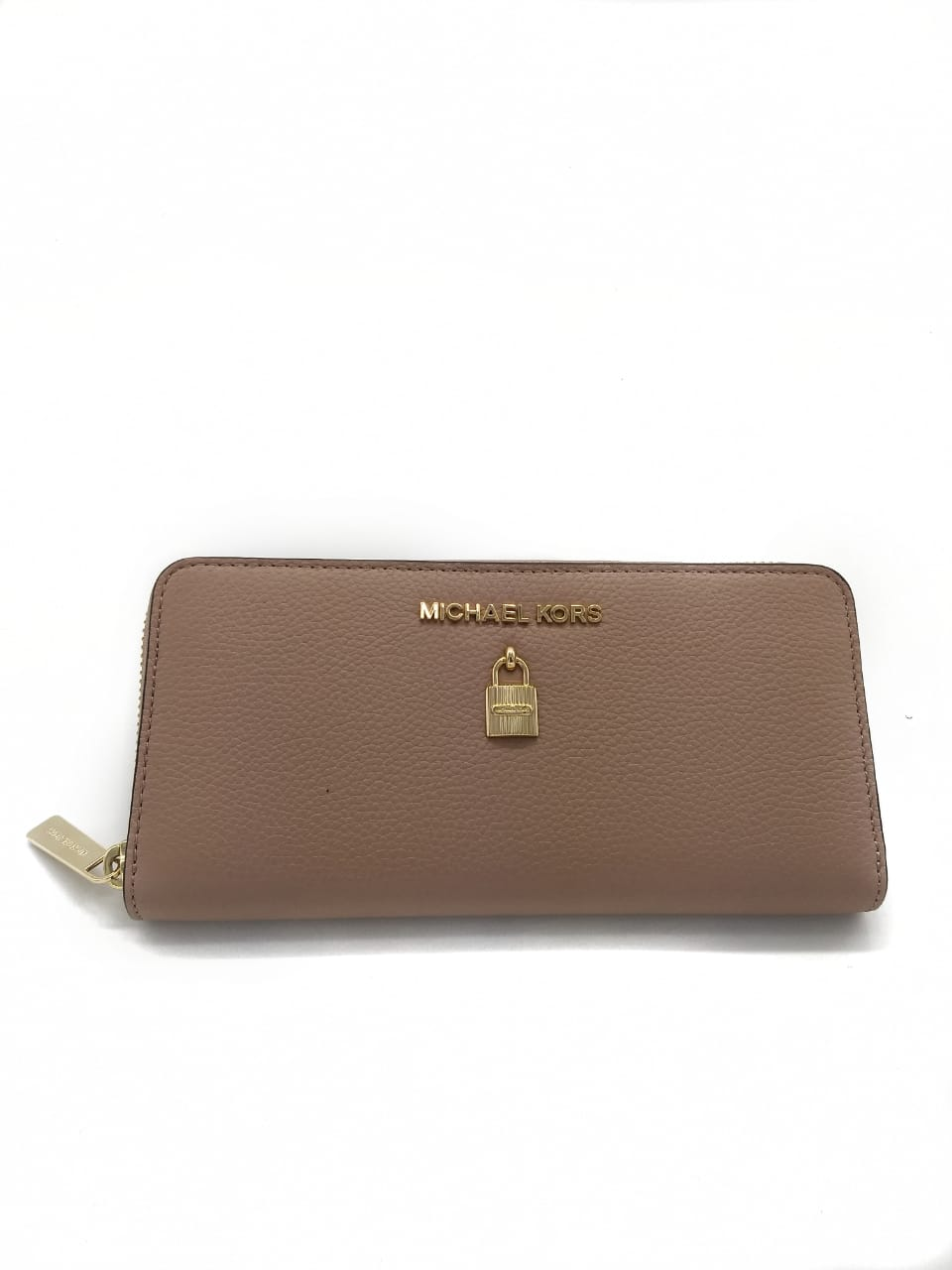df45fe9dd Carteira Michael Kors - Adele ZA - Nude Rose - By Viana Shop